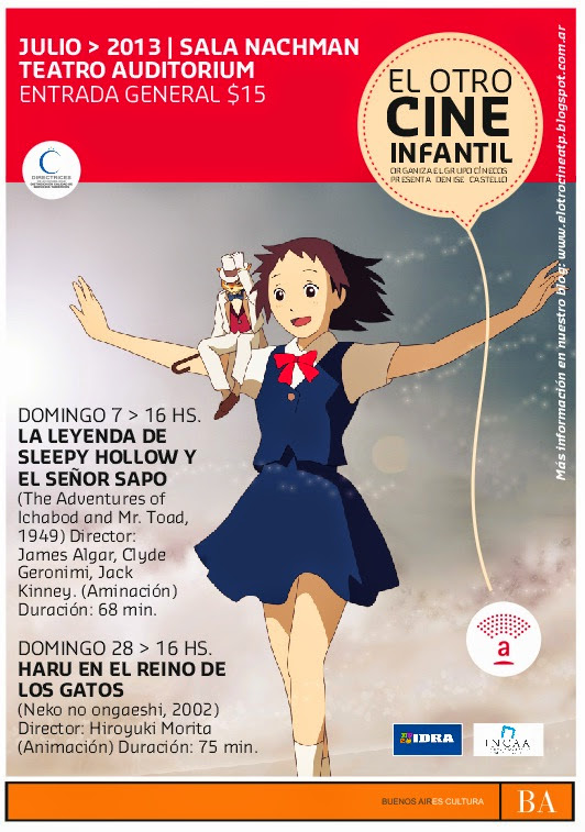 Afiche Julio