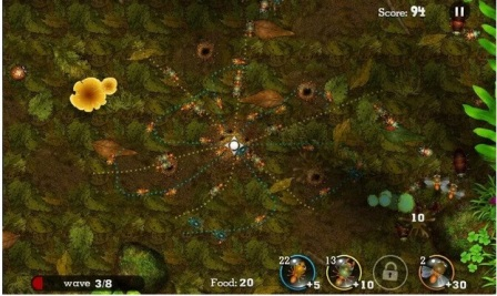 Game Strategi Perang Prajurit Semut Anthill Mod Apk Miftatnn