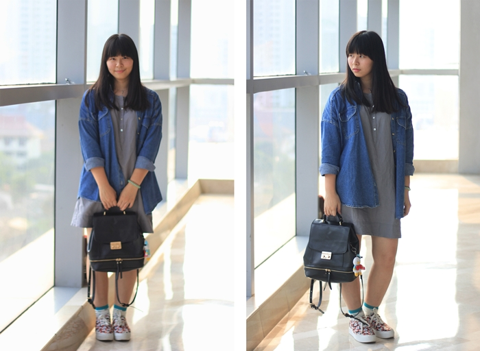 10 ways to be happy outfit | japobsganbare.blogspot.com