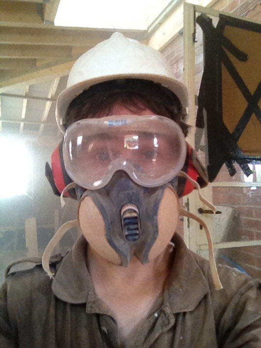 Ppe Man Ppe Personal Protective Equipment Suitable