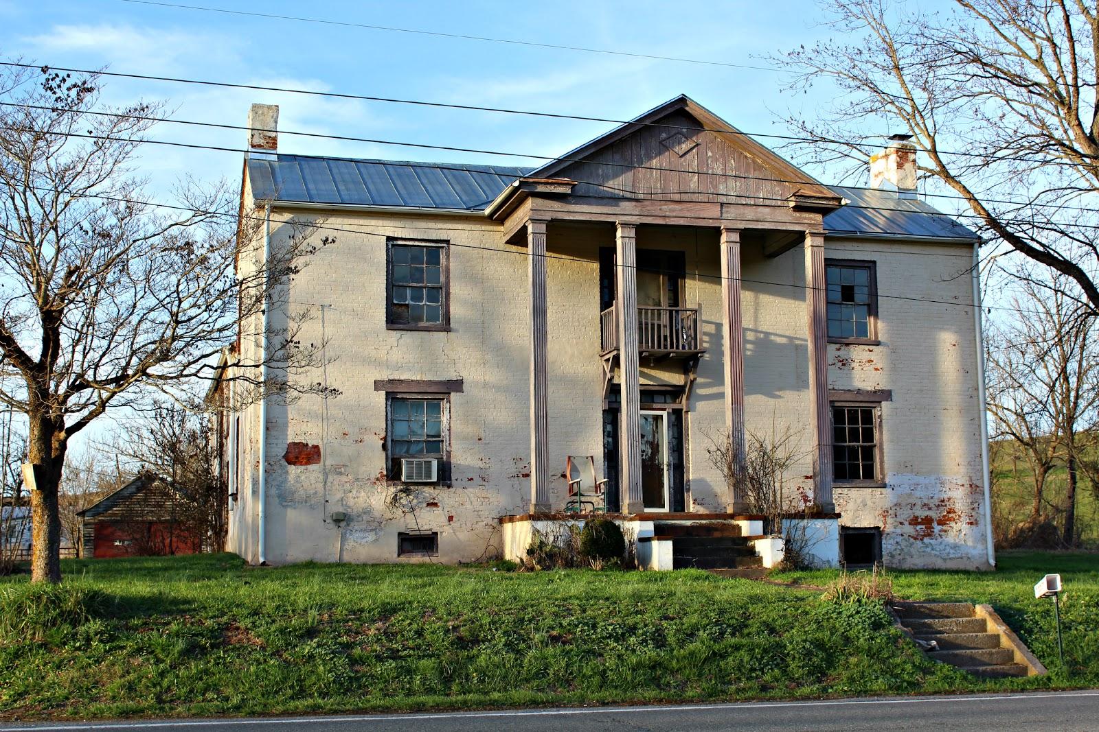 Around Roanoke Va A Daily Photo Blog Through My Lens An Old House