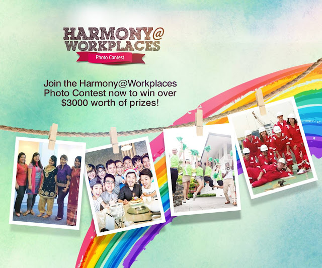 Harmony at Workplaces Photo Contest