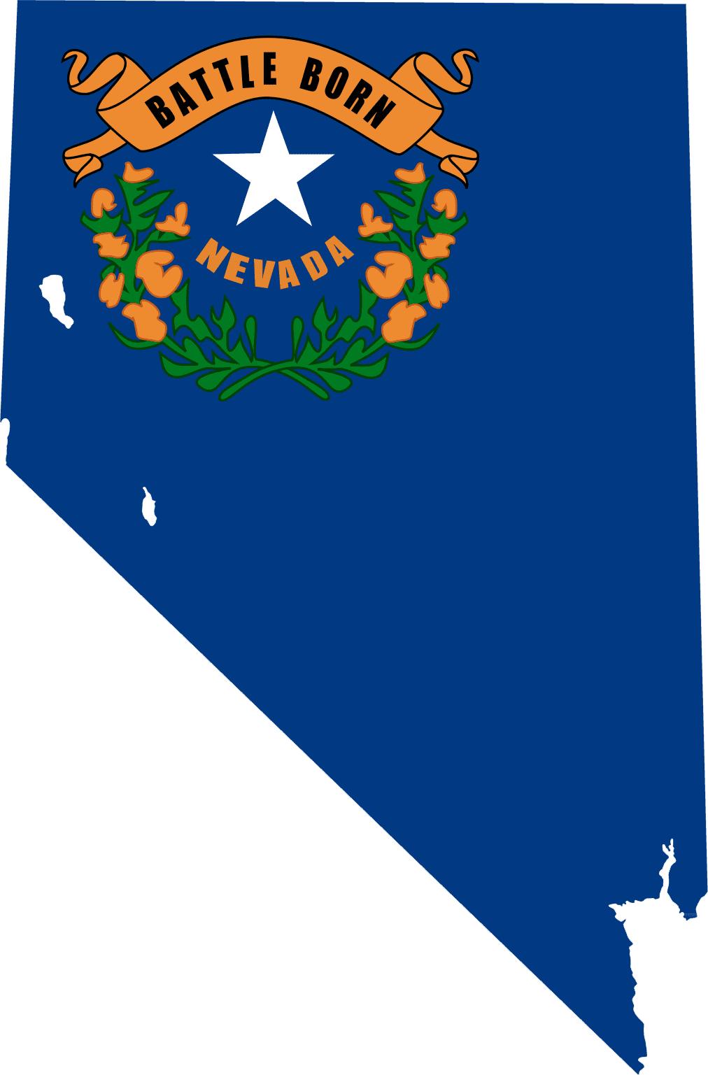 Nevada Flag 072811» Vector Clip Art - Free Clip Art Images