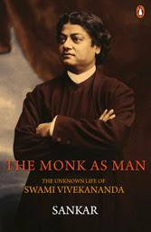 Swami Vivekananda in The Monk As Man Book Cover