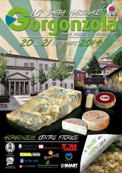 sagra del gorgonzola 2014