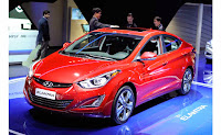 Hyunda Elantra 2014, A New Comfortable Compact Sedan