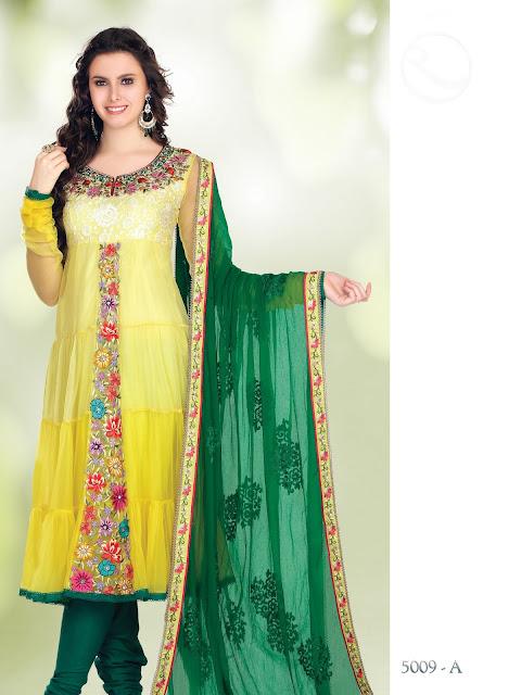 Anarkali Salwar Kameez, Latest Designer Anarkali Salwar Kameez in Qutar