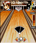 Mobile Bowling - Free Java Game Download