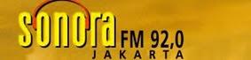 LIVE STREAMING 92.0 SONORA FM JAKARTA