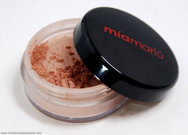Mia Mariu Mineral Powder Bronzer in South Beach