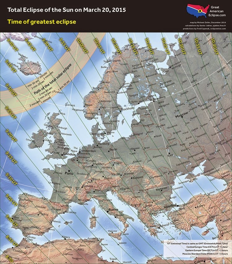 Así se vivió el eclipse solar del 20 de marzo 2015 ECLIPSE%2B2TSE2015_Europe_tGE