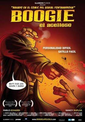 Ver Película Boogie el Aceitoso Online (2009)