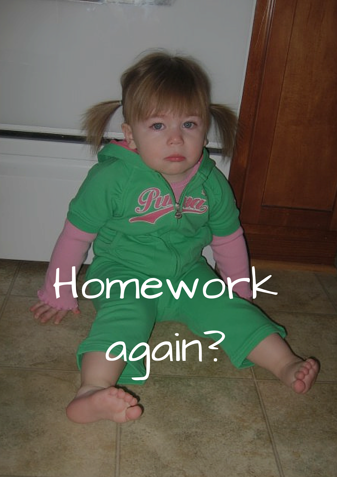 How does homework help us learn