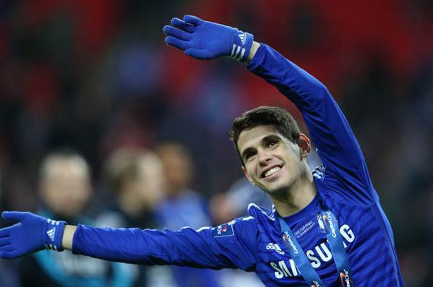 Massimo Allegri ingin menandatangani gelandang Chelsea Oscar