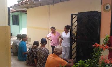 Atendieron a 170 pacientes durante jornada médica en Nueva Bolivia