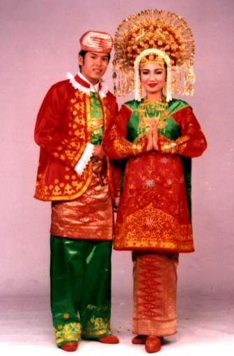 Traditional Wedding Costume