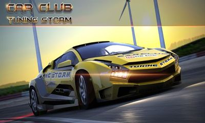 free download Car Club Tuning Storm v1.0 Unlimited Money APK + DATA Android 1