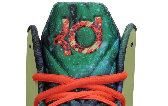 Nike KD V ASG Liquid Lime/Obsidian-Sport Turquoise-Total Crimson: