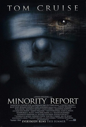 Filme Minority Report - A Nova Lei Blu-Ray 2002 Torrent