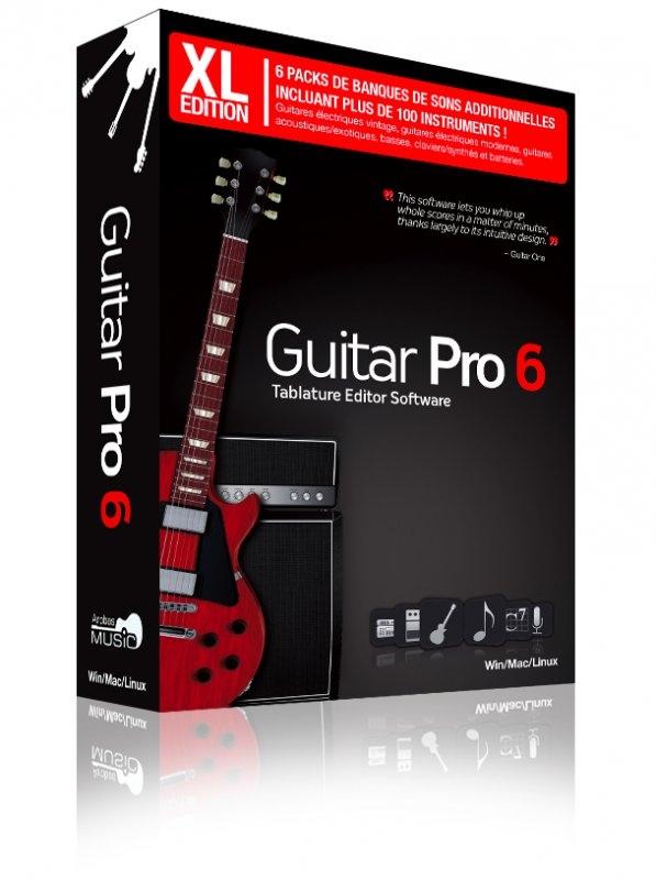Скачать торрент Guitar Pro 6.1.4 r11201 + Soundbanks (201.