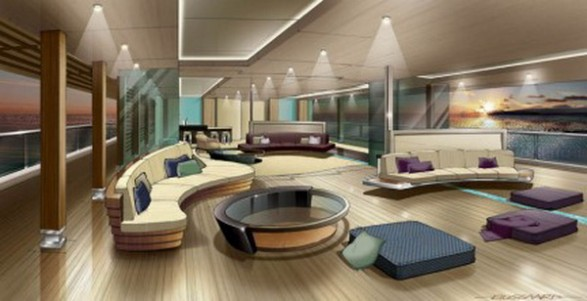 Interiors: Design in the Yacht Ultra Luxury