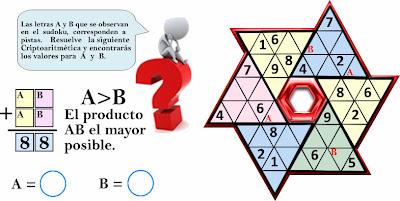 Sudoku, Variantes del Sudoku, Sudoku Estrella, Juego de Números