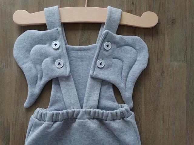 spodnie dresowe na szelkach