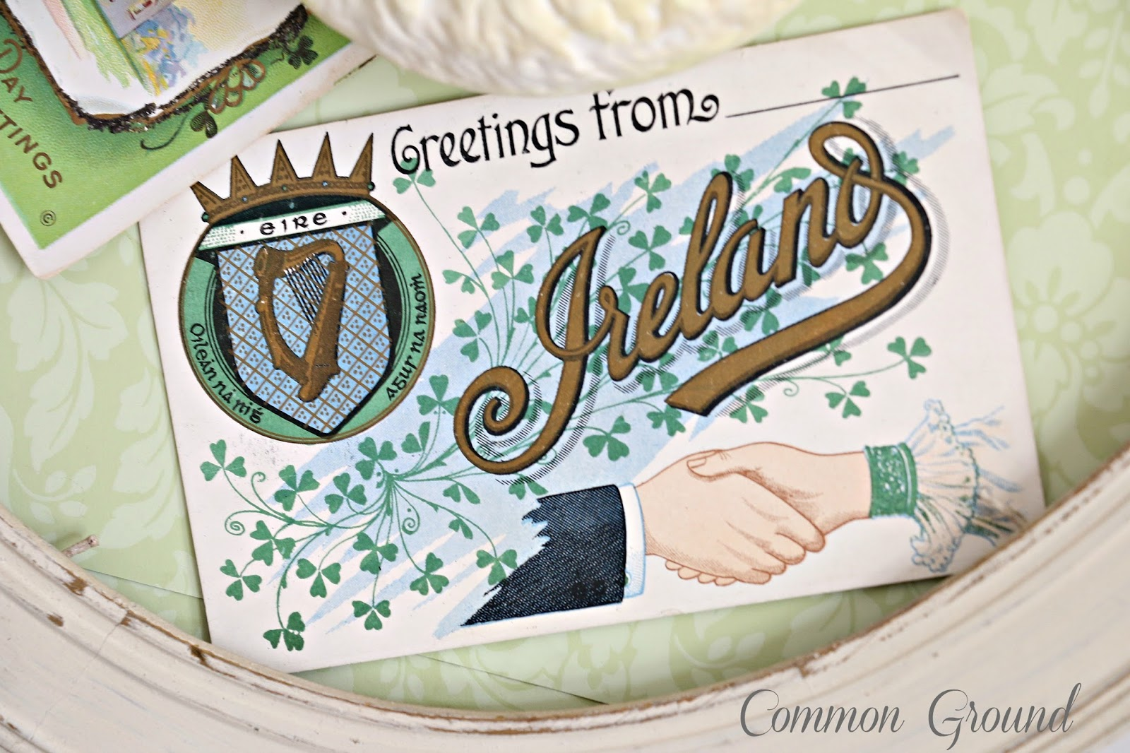 Common ground an irish blessing joining in here kristyandbryce Choice Image