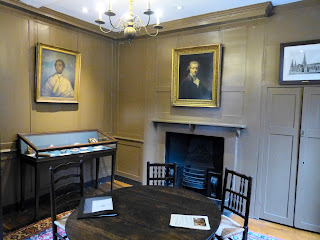 The Parlour, Dr Johnson's House Museum © Andrew Knowles