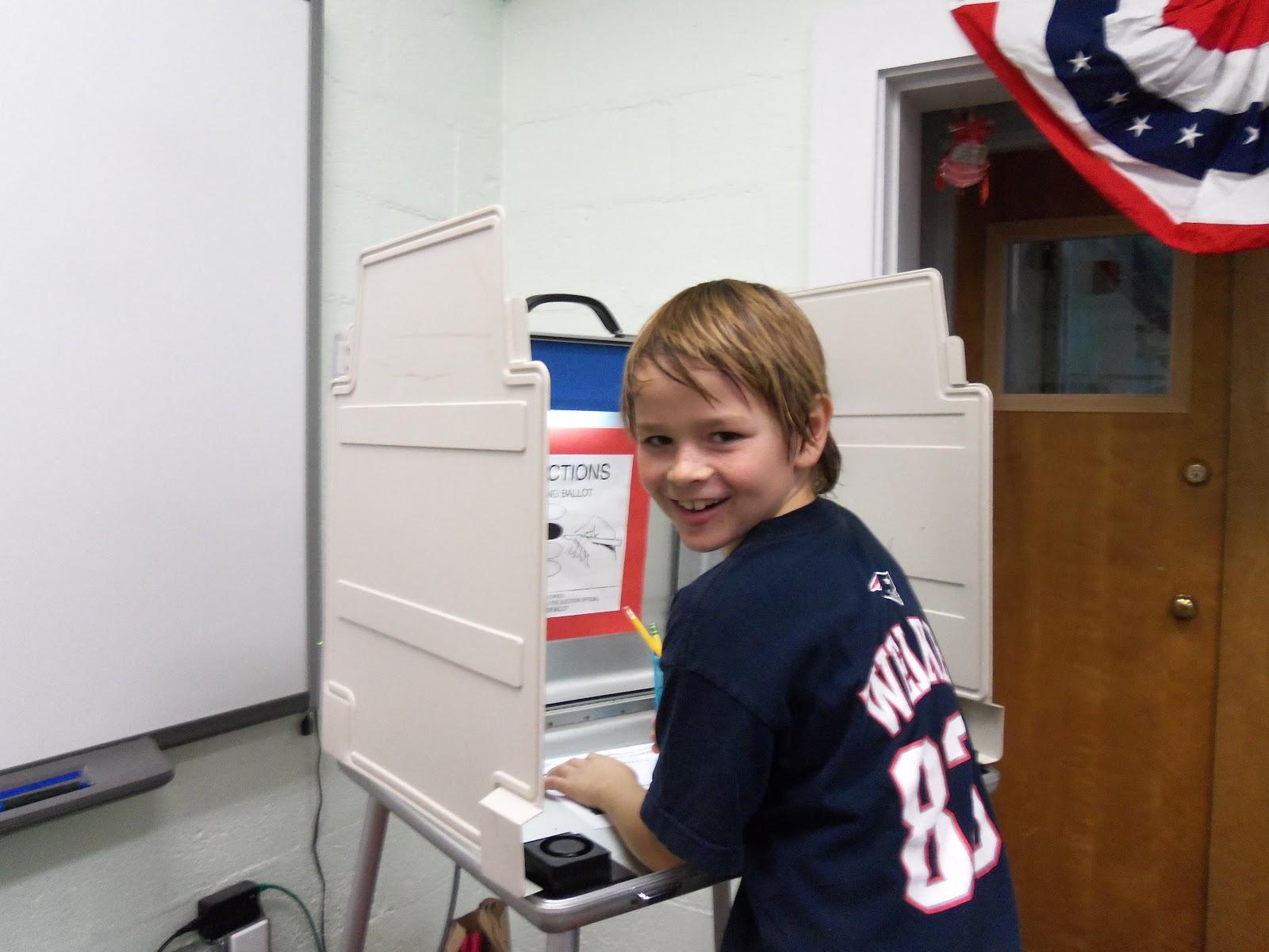 Memorial Elementary's Specialist Spot: November 2012
