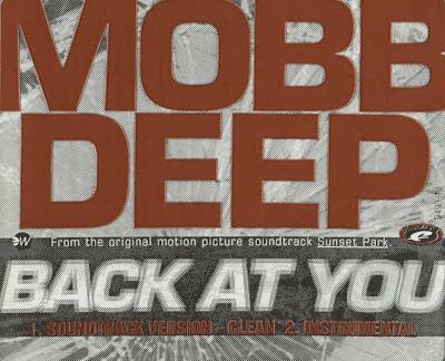 Mobb Deep – Back At You (Promo CDS) (1996) (320 kbps)