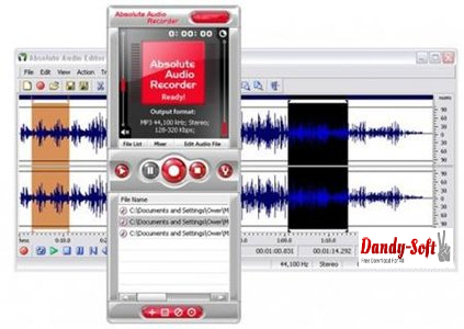 Mepmedia Absolute Audio Recorder 9.5.5 Full Version