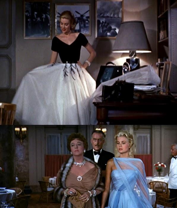 black and white paris wedding dresses