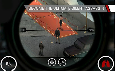 Hitman Sniper Mod Apk Data Free Download Full
