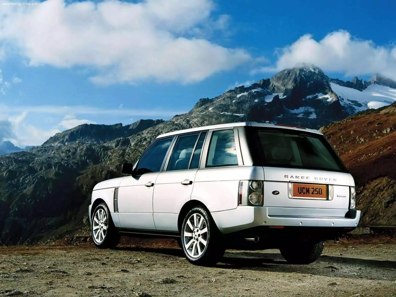 Hình ảnh xe ô tô Land Rover Supercharged Range Rover 2006 & nội ngoại thất