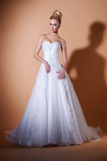 Tamara Nasr Spring Bridal 2013 Wedding Dresses