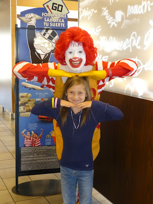 clown, mcdonalds