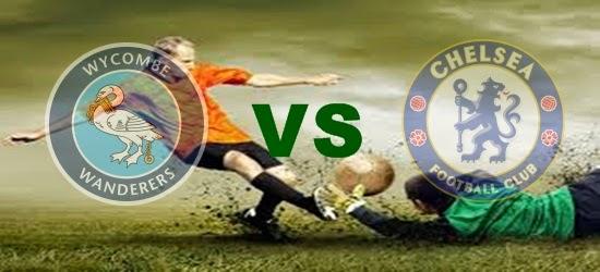 Prediksi Skor Club Friendlies Terjitu Wycombe Wanderers vs Chelsea jadwal 17 Juli 2014