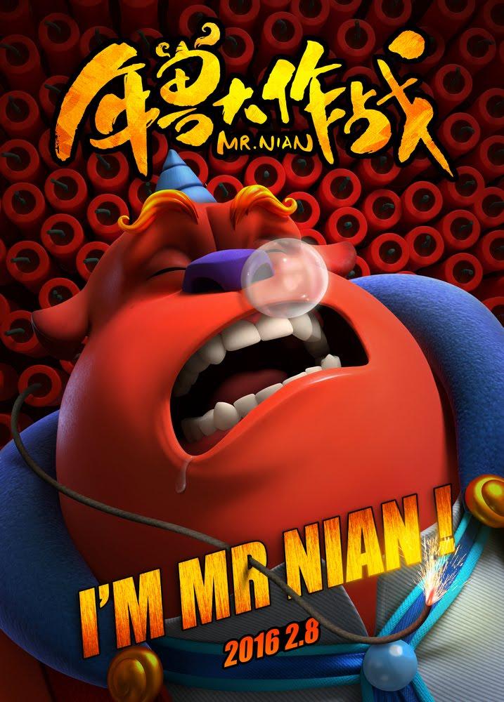 Nonton Mr.Nian (2016)