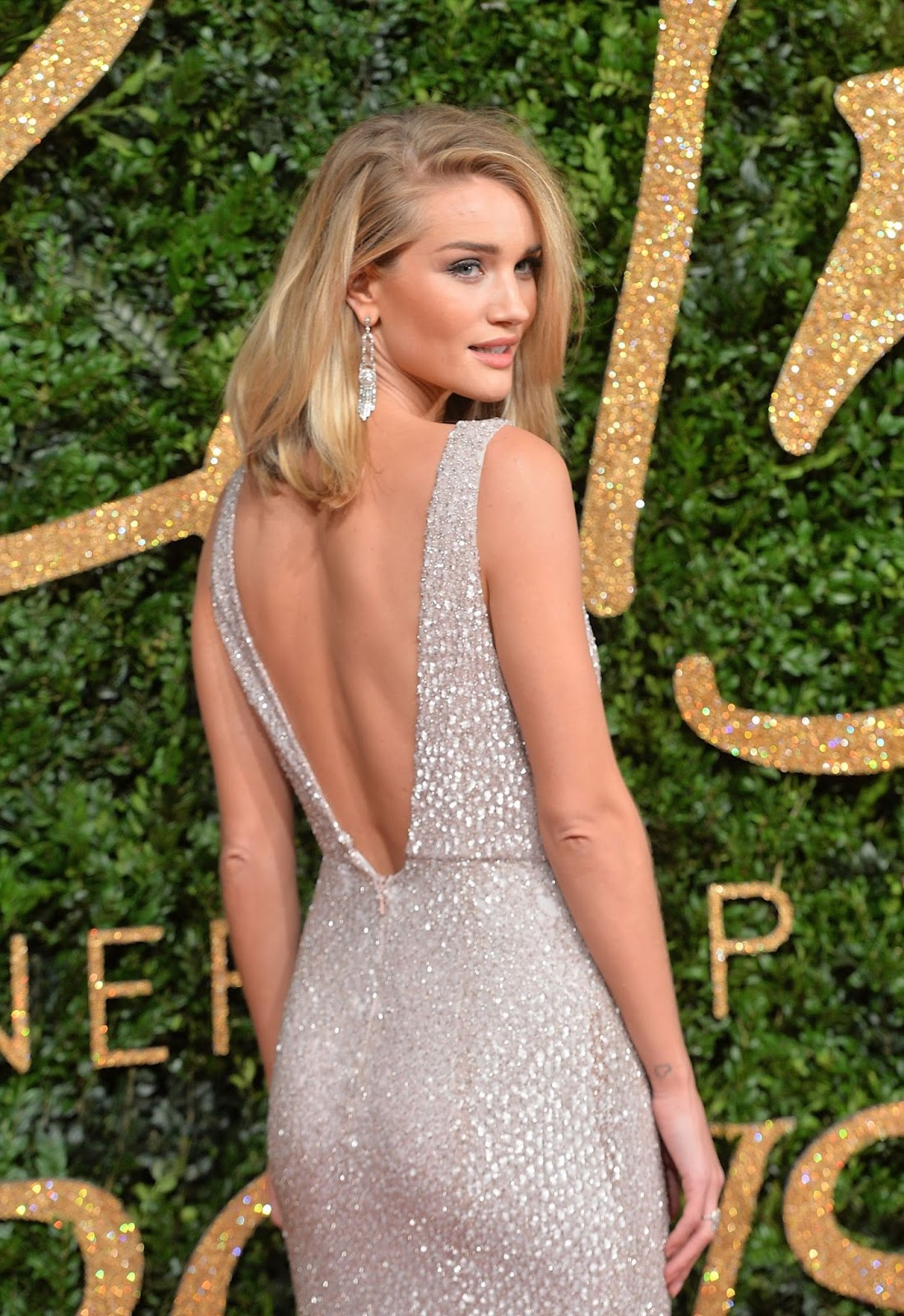 Rosie Huntington-Whiteley 2015 , Rosie Huntington-Whiteley in London