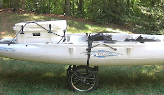 fishing kayak trailer