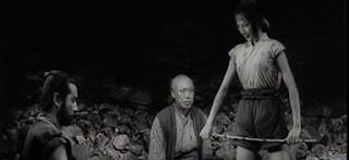 Toshiro Mifune Rokurota Makabe Misa Uehara princesa Yuki Akizuki Fortaleza Escondida vara