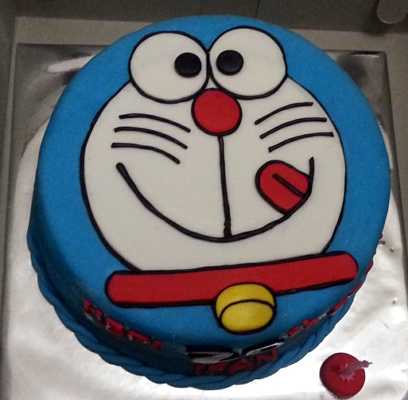 Doraemon Birthday Cake Images Download : Image Doraemon Cake Download