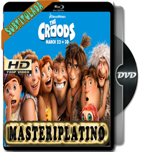 HD/DVDRip] The Croods 2013, WEB DL 720p, Sub Español, PL MG