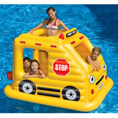 Crazy House Reviews Intex Swimming Pool Review And Giveaway From