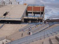 Obras do estádio do Corinthians