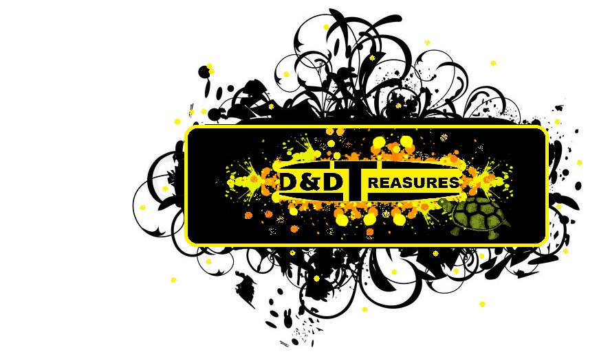 D & D's Treasures