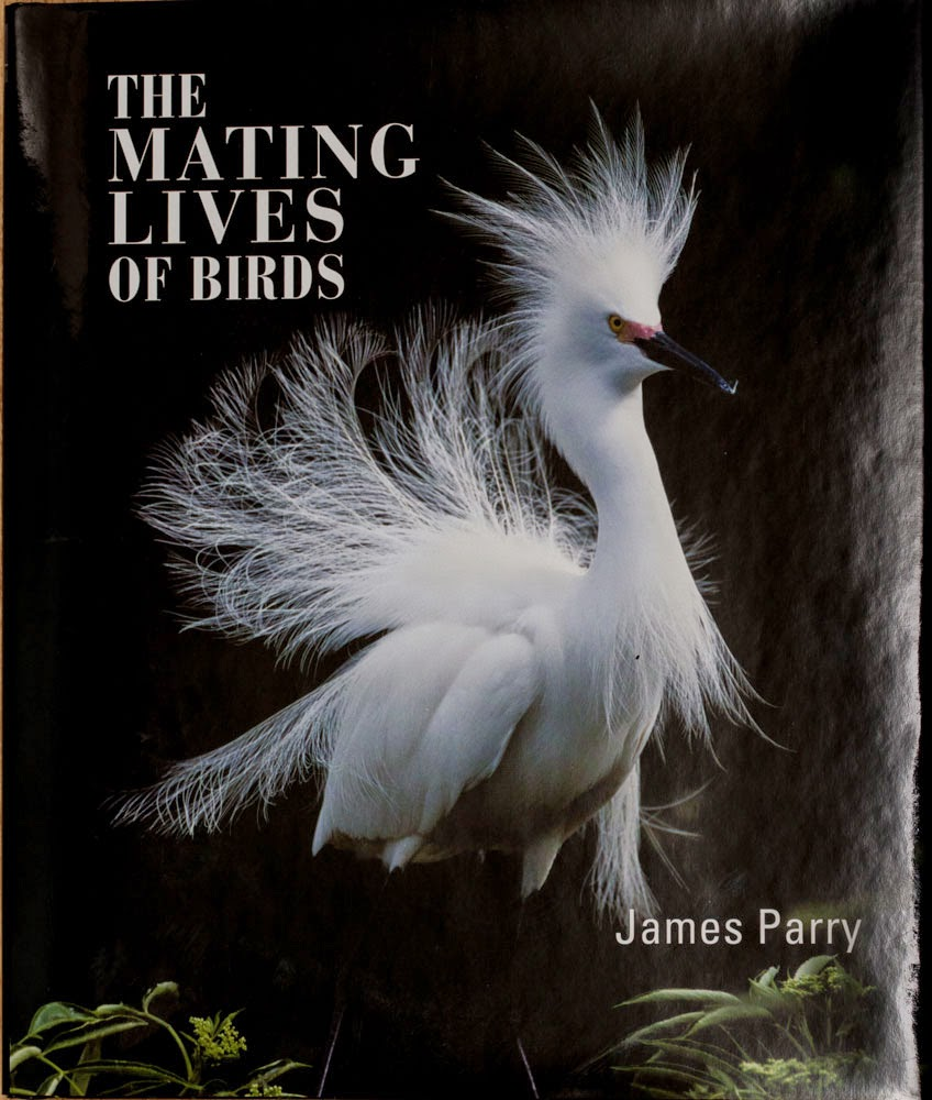 The Mating Lives of Birds by James Parry - Cover Image