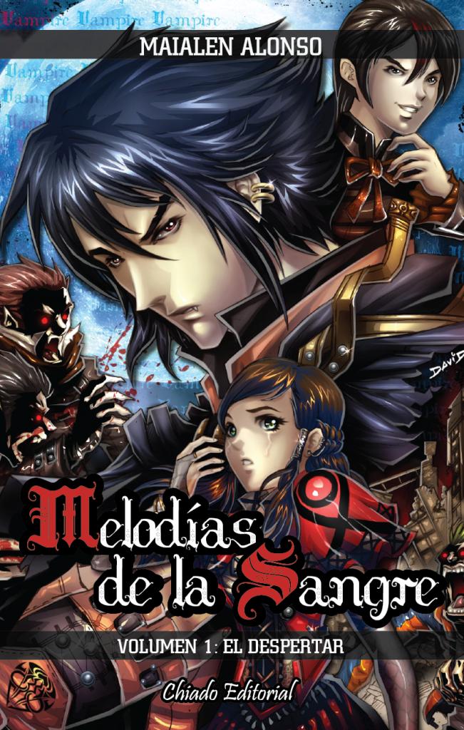 'Melodías de la Sangre', de Maialen Alonso