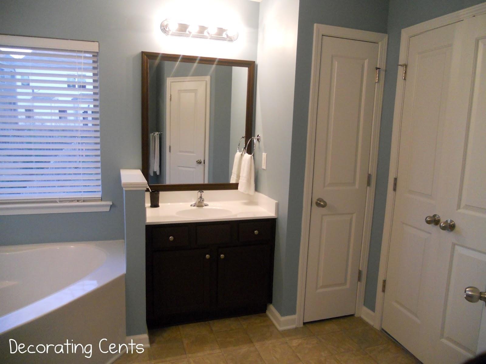 master bathroom paint ideas we painted the master bathroom